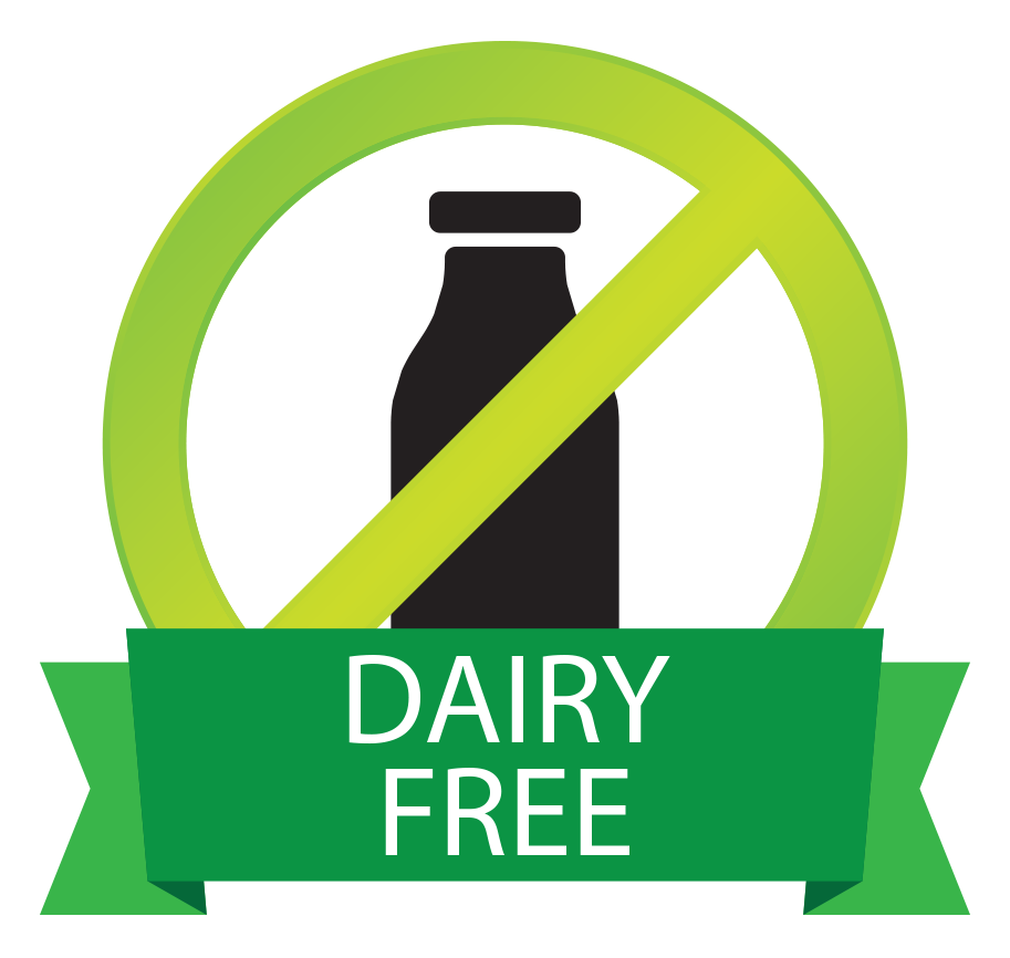 Clo Clo Vegan Foods Dairy Free Button