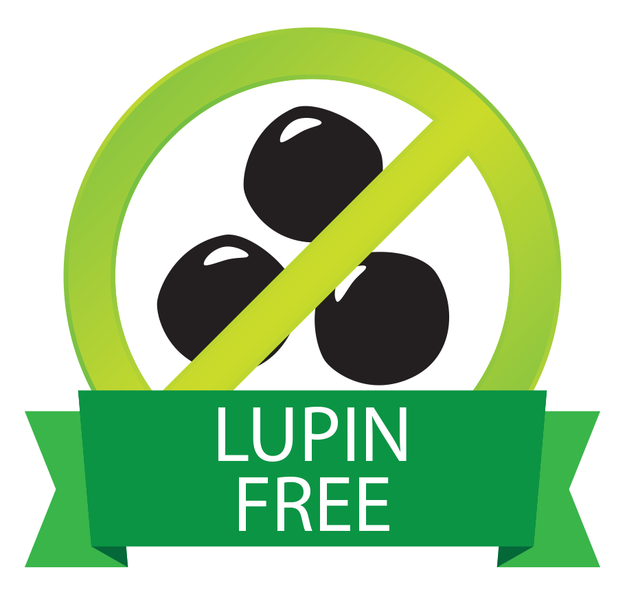 Clo Clo Vegan Foods Lupin Free button