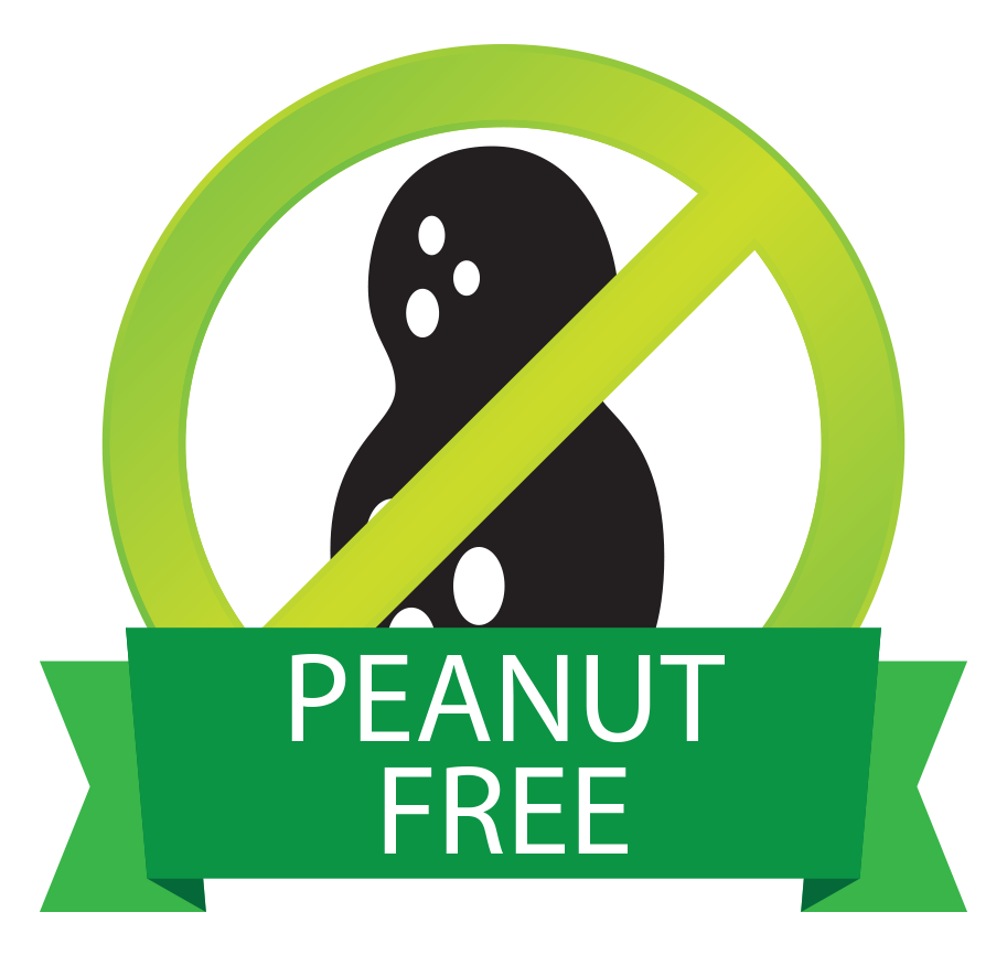 Clo Clo Vegan Foods Peanut Free button