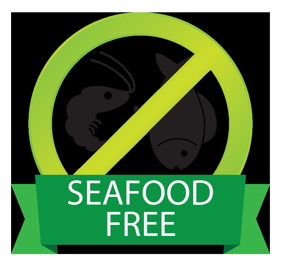Clo Clo Vegan Foods Seafood Free button