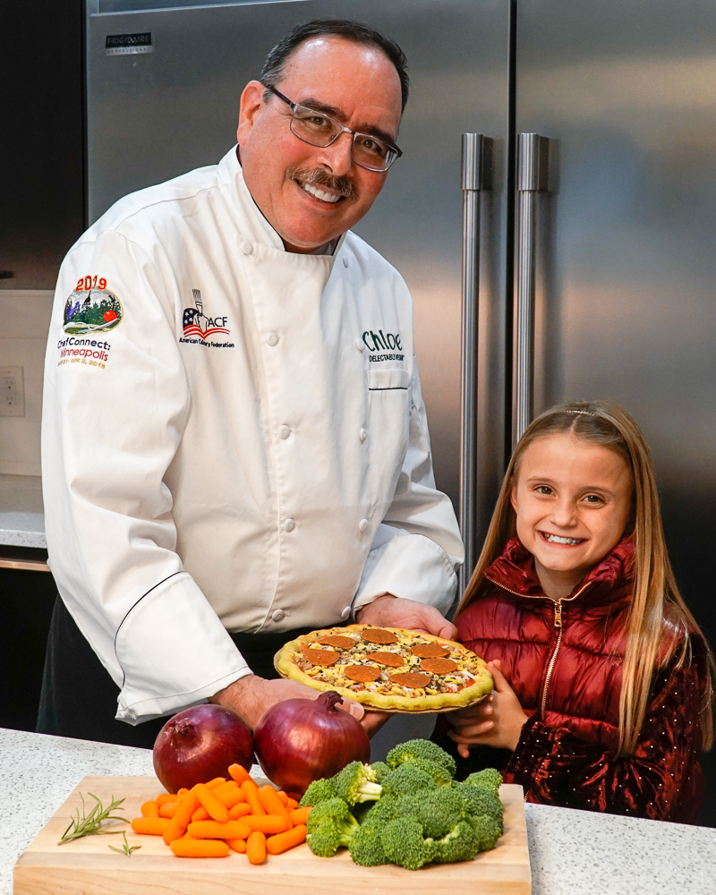 Chloe Vegan Foods Chef and Chloe 3