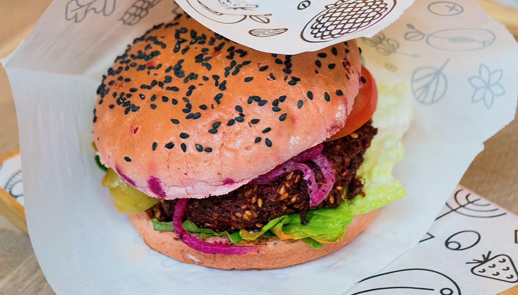 Vegan Meat Burger