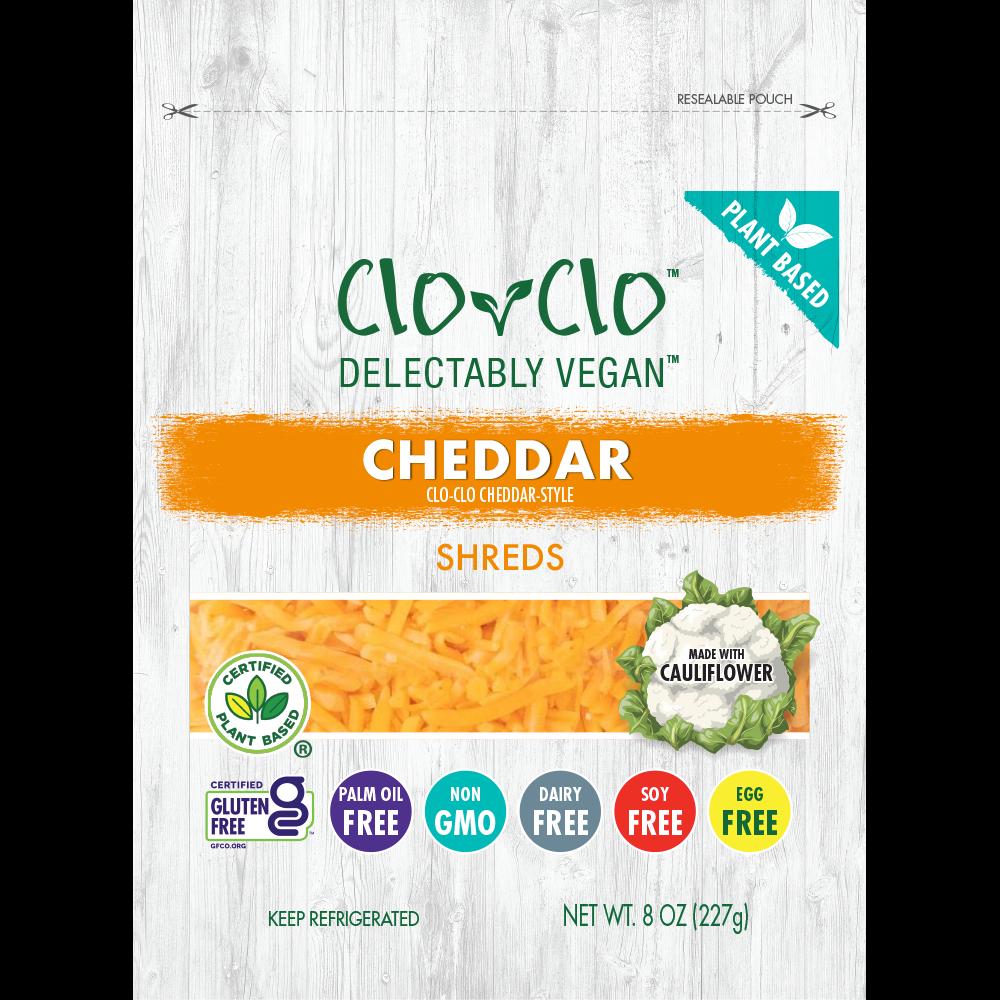 Cheddar Cheese Shreds