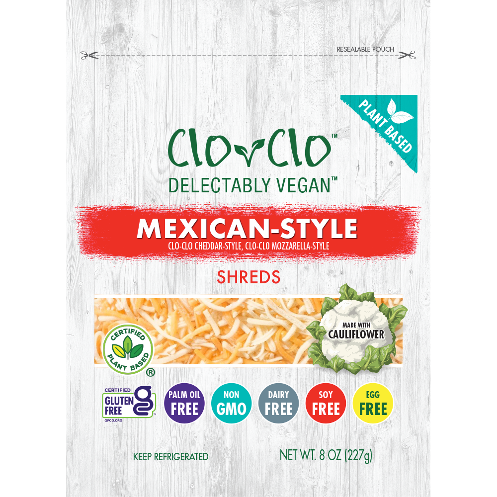 Mexican Style Cheese Shreds